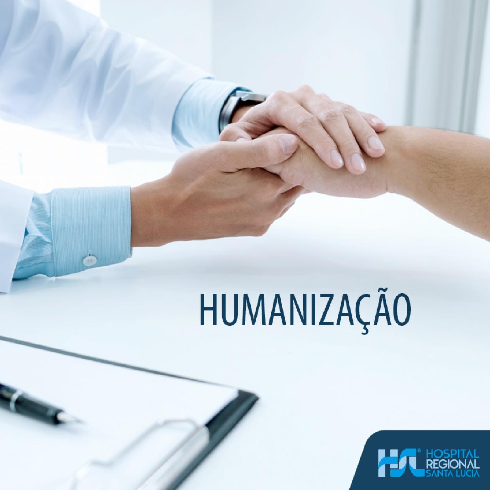 Humanização hospitalar