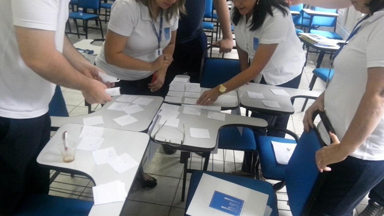 1º Workshop de Gestão e Ferramentas Lean
