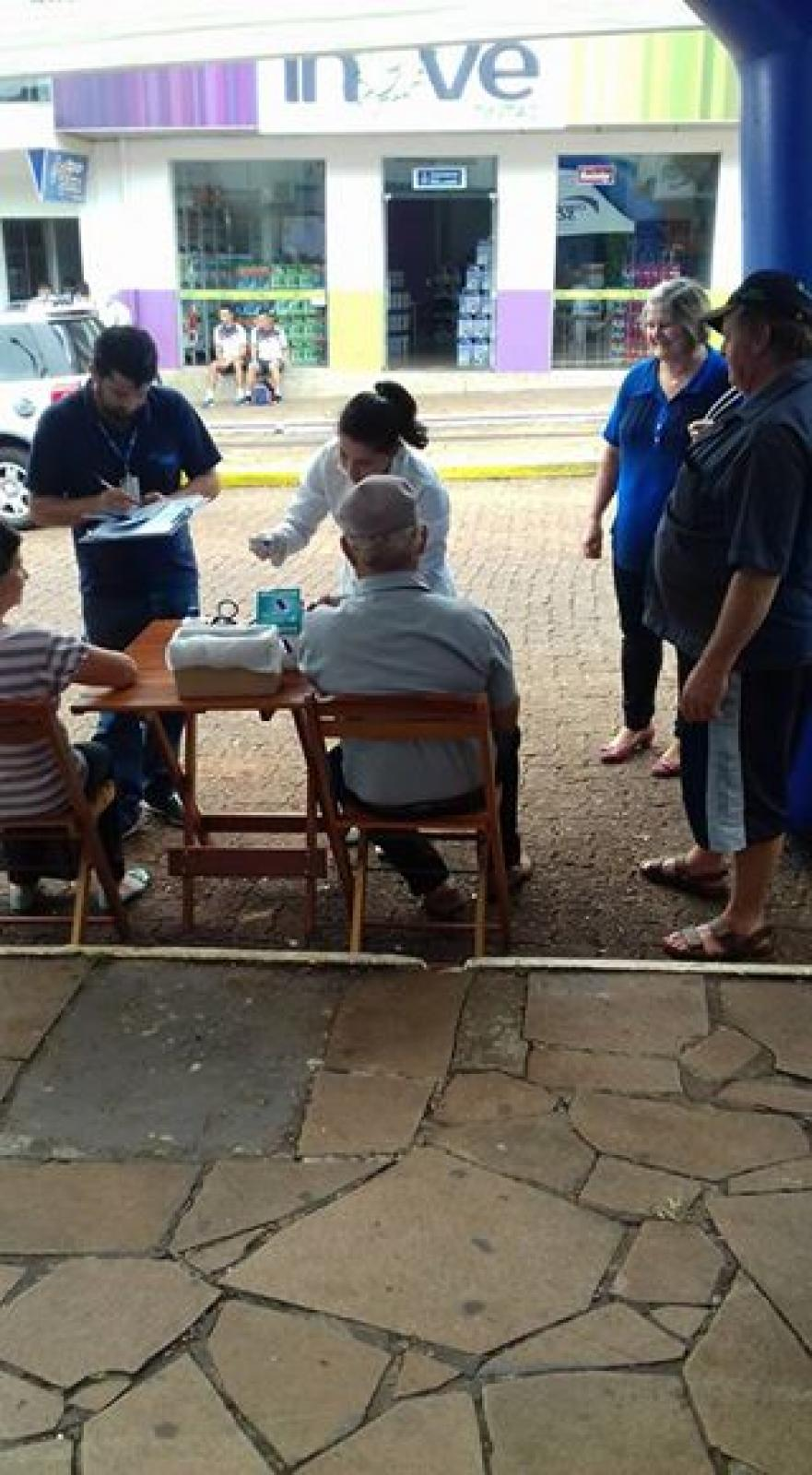 Blitz da Saúde em Ibirubá