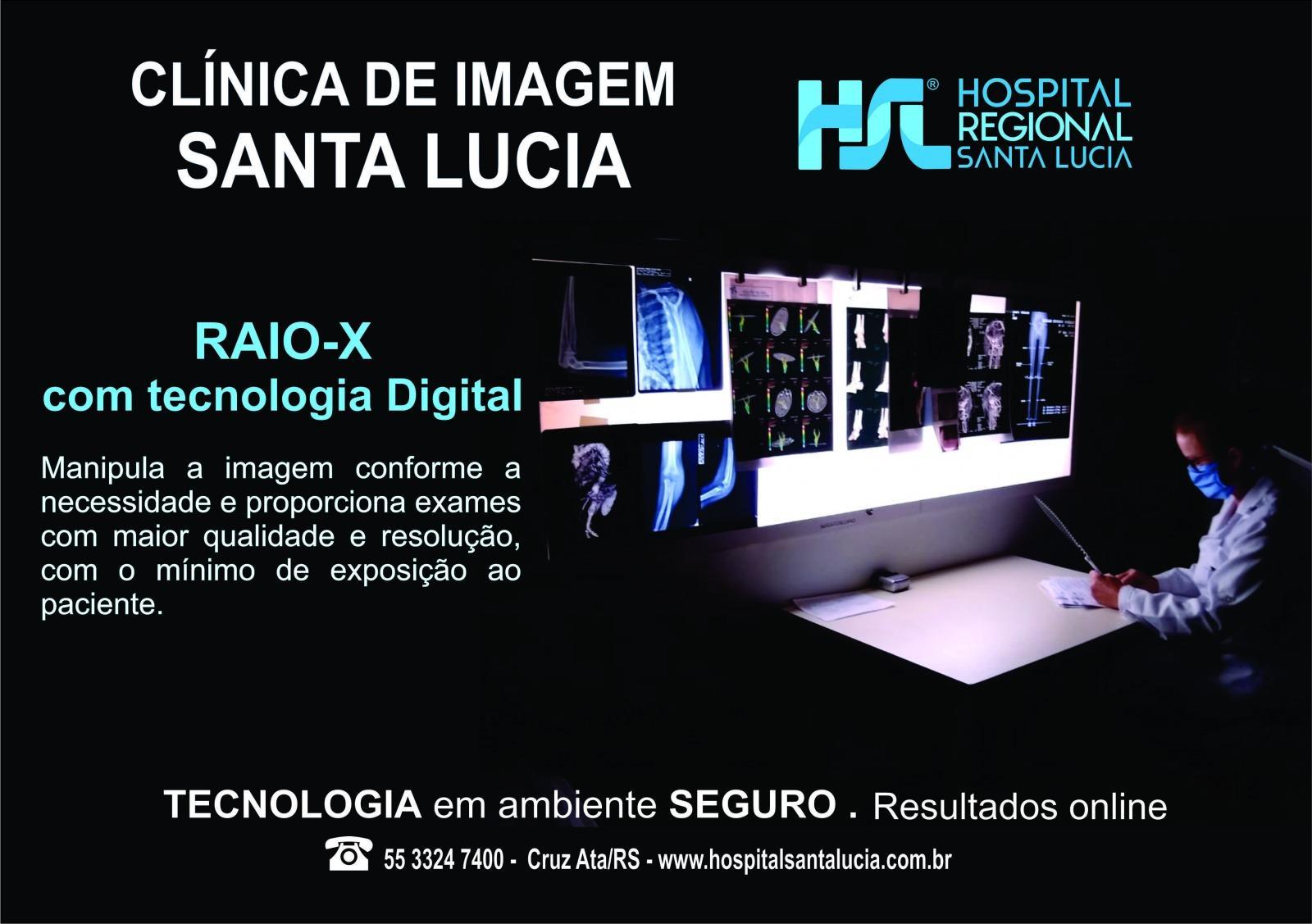 Clinica de Imagens Santa Lucia
