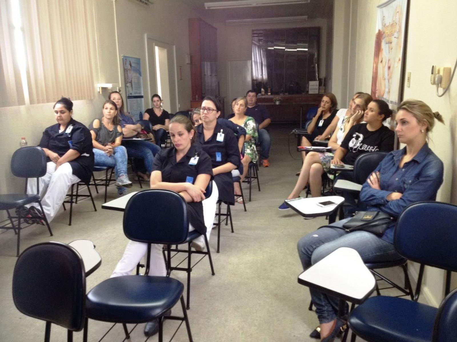 II Treinamento de Auditoria em Curativos