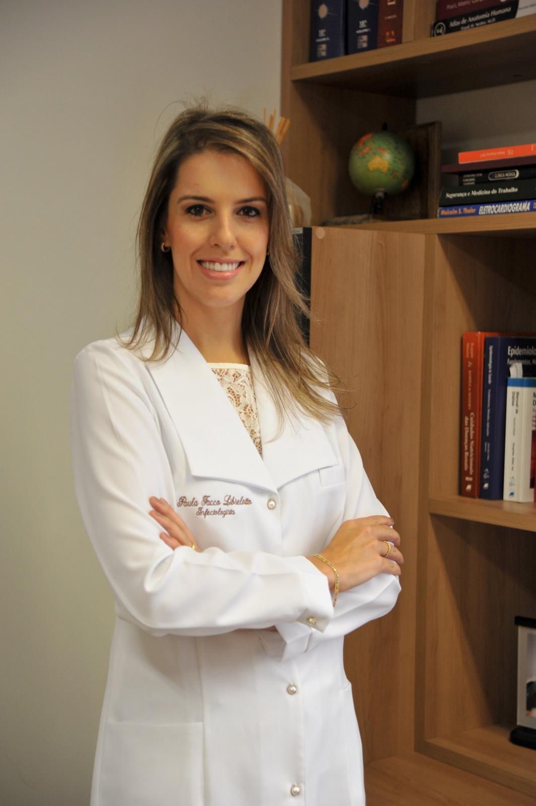 Hospital Santa Lúcia, conta com o serviço de Infectologia