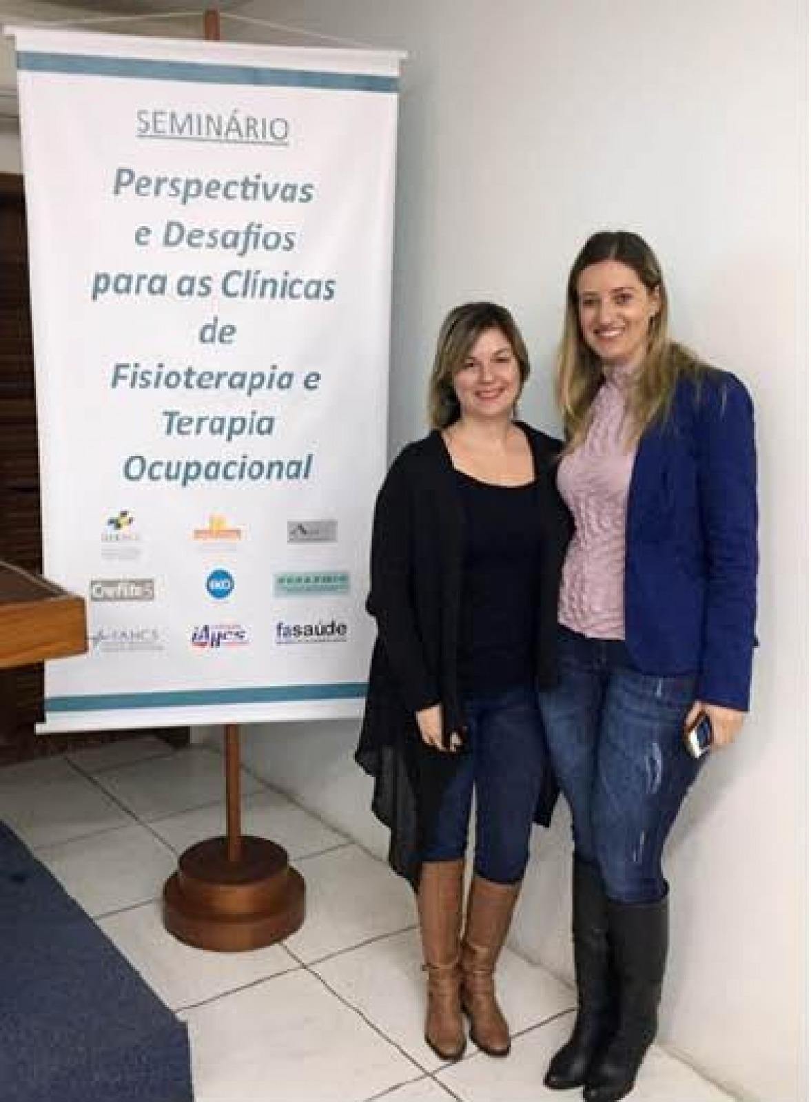 Seminário: Perspectivas e Desafios para as Clinicas de Fisioterapia e Terapia Ocupacional