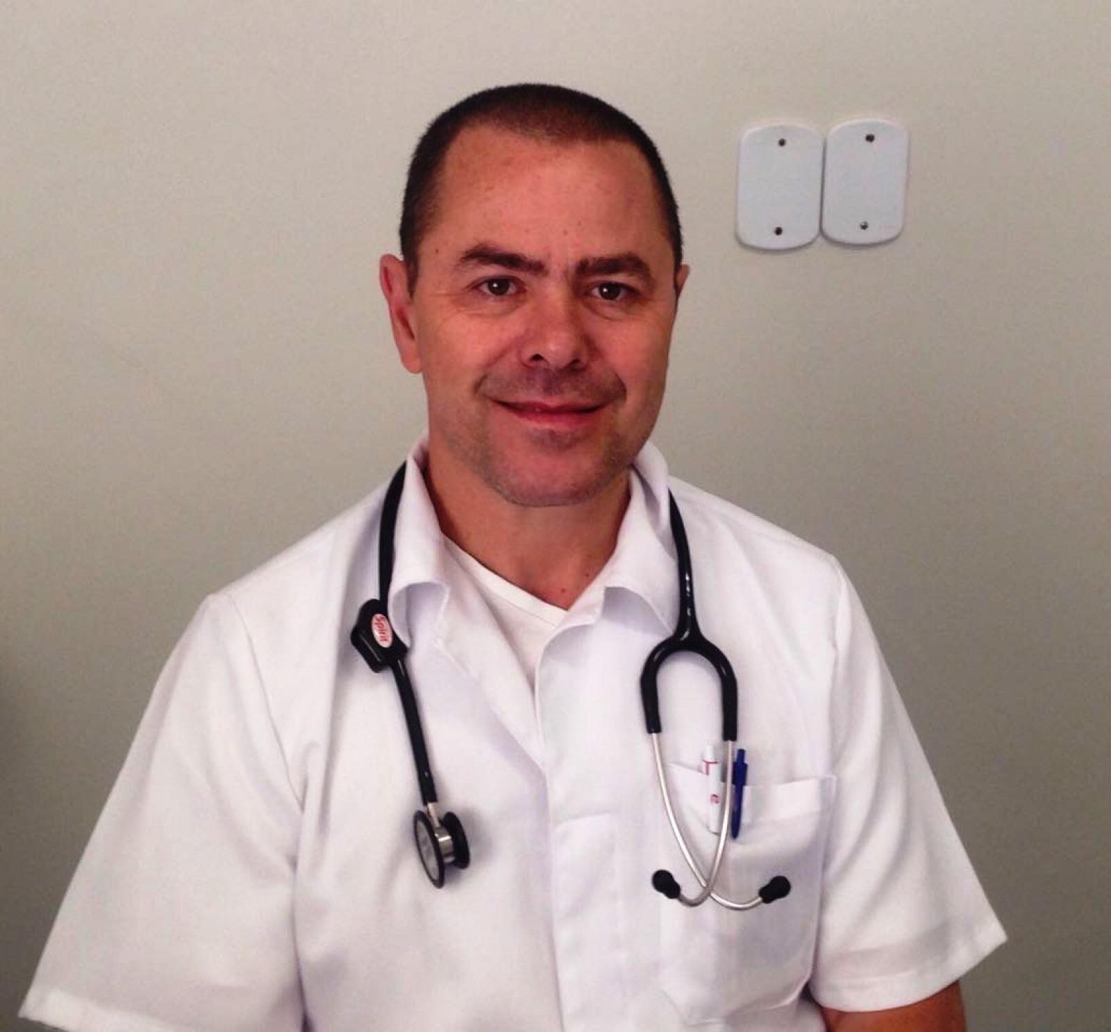 Dr Rudinei Martins de Souza - Pneumologistga