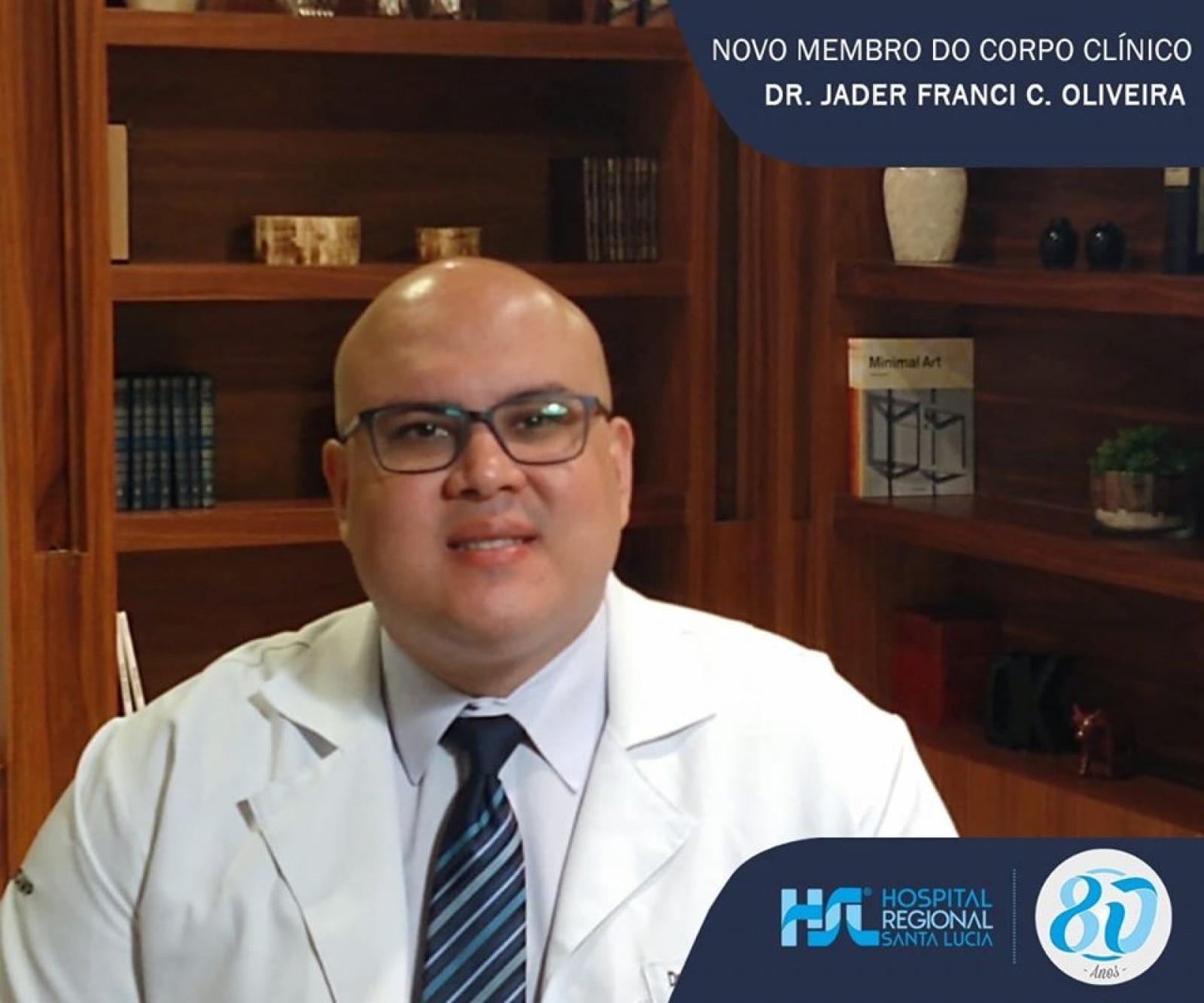 Dr. Jader Franci C. Oliveira