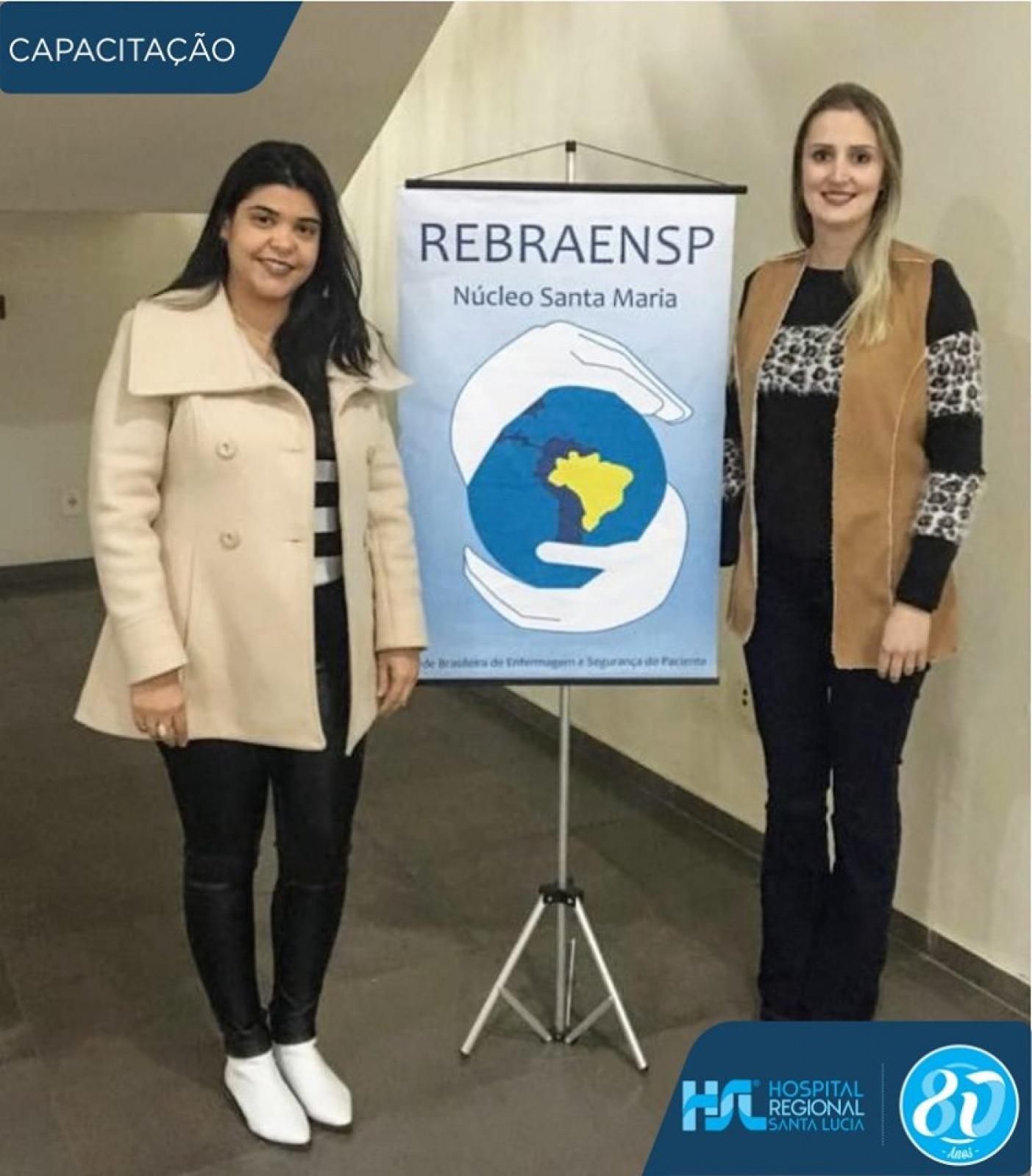 III Encontro da Rede Brasileira de Enfermagem e Segurança do Paciente – REBRAENSP