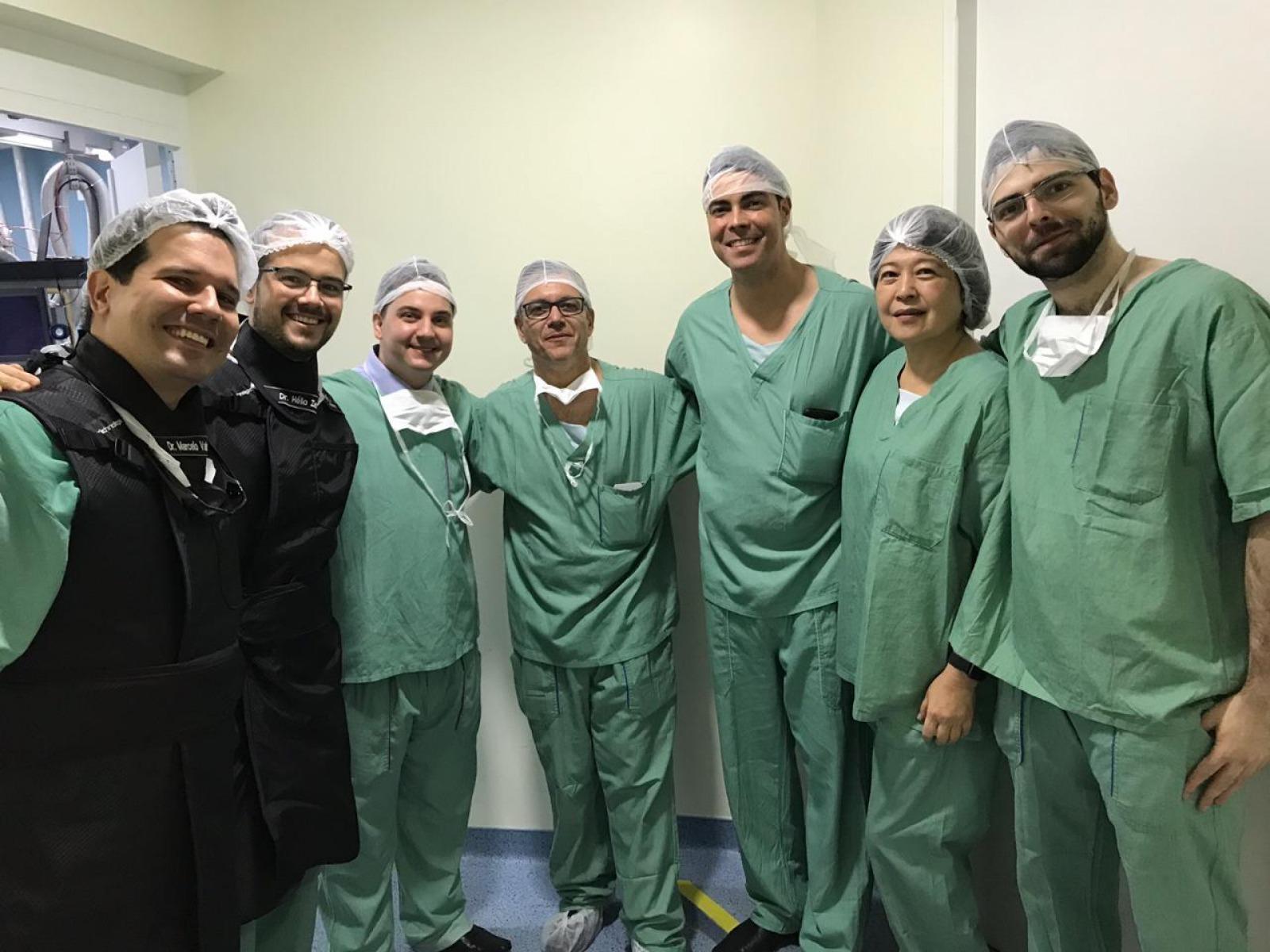 Medicina da dor e Neurocirurgia funcional