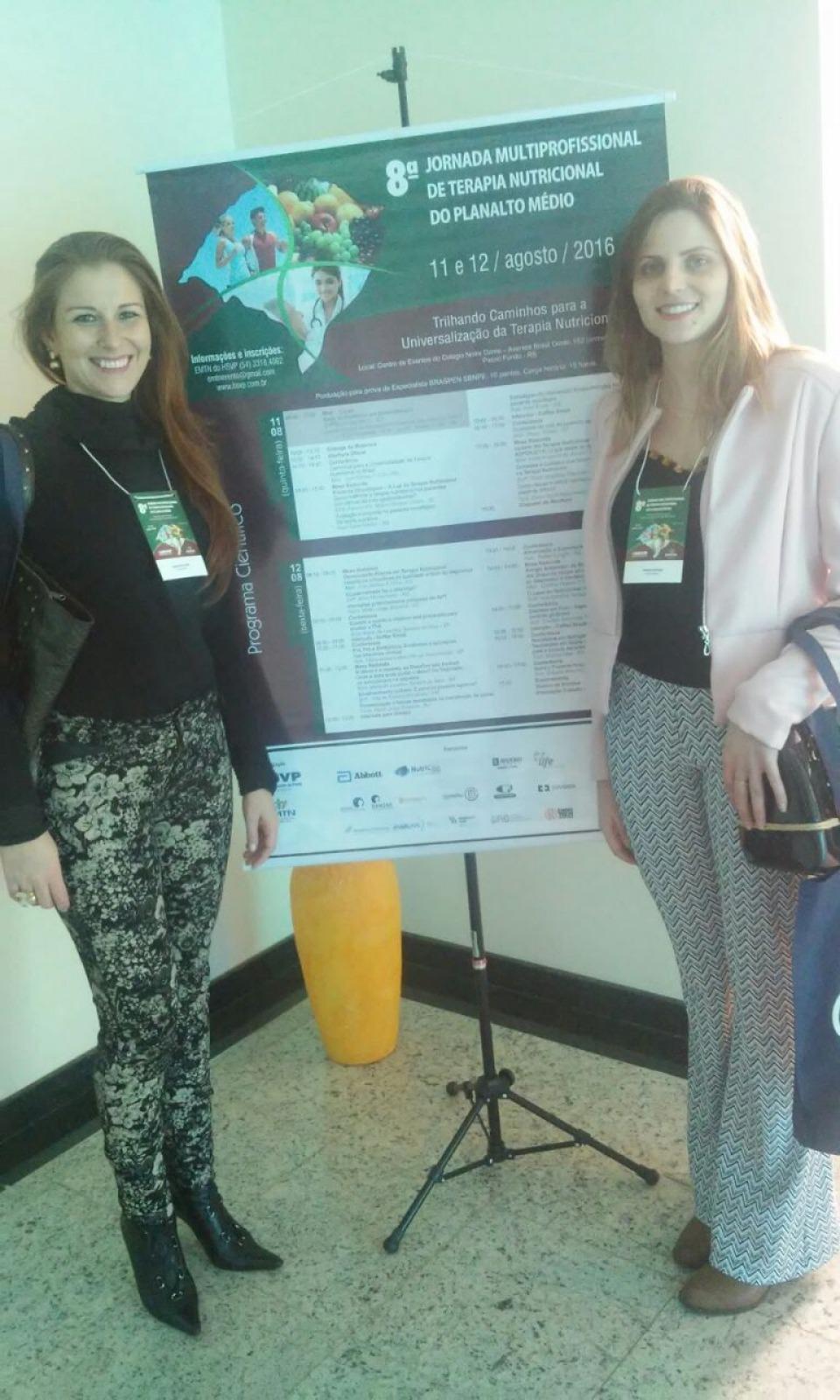 8ª Jornada Multiprofissional de Terapia Nutricional do Planalto Médio
