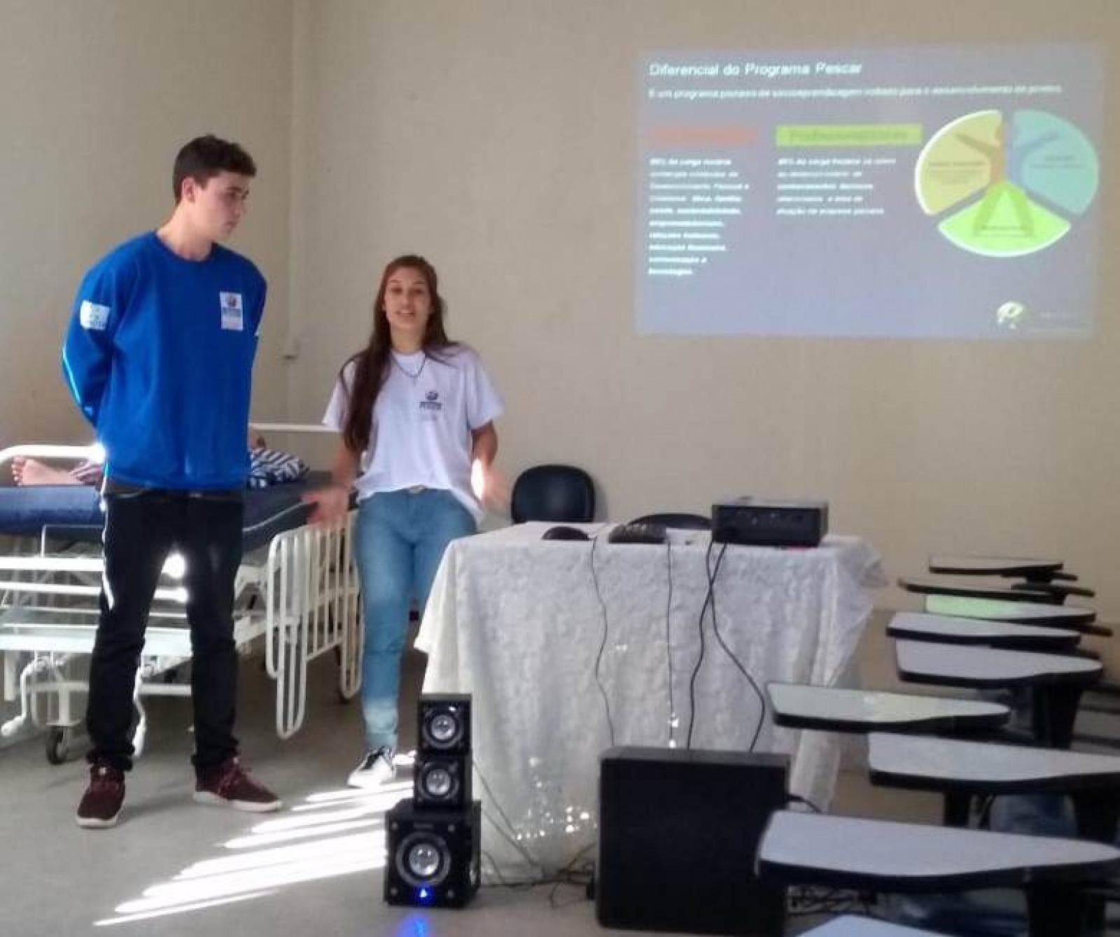 Projeto Pescar 2018