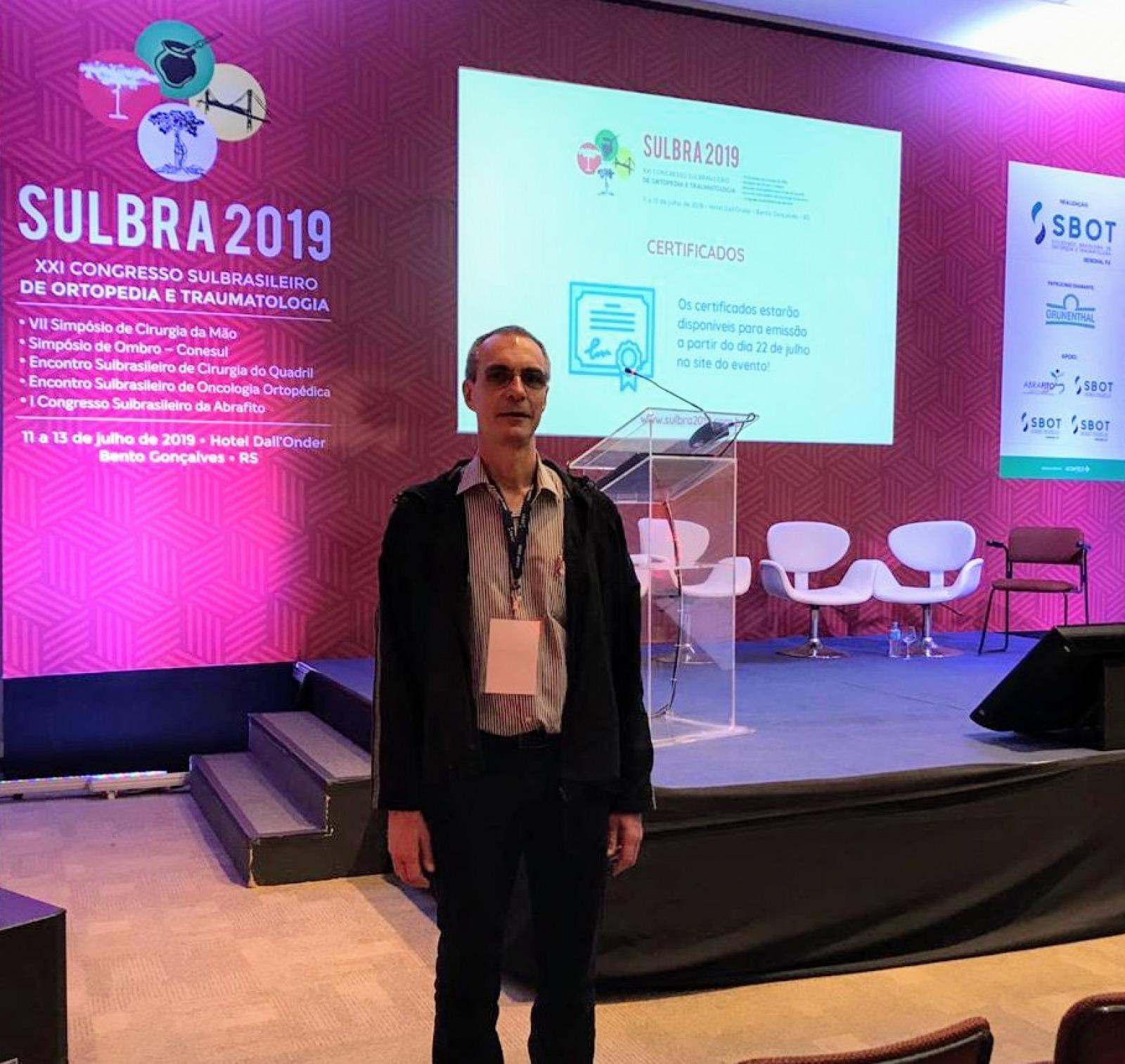 SULBRA 2019 – XXI Congresso Sulbrasileiro de Ortopedia e Traumatologia