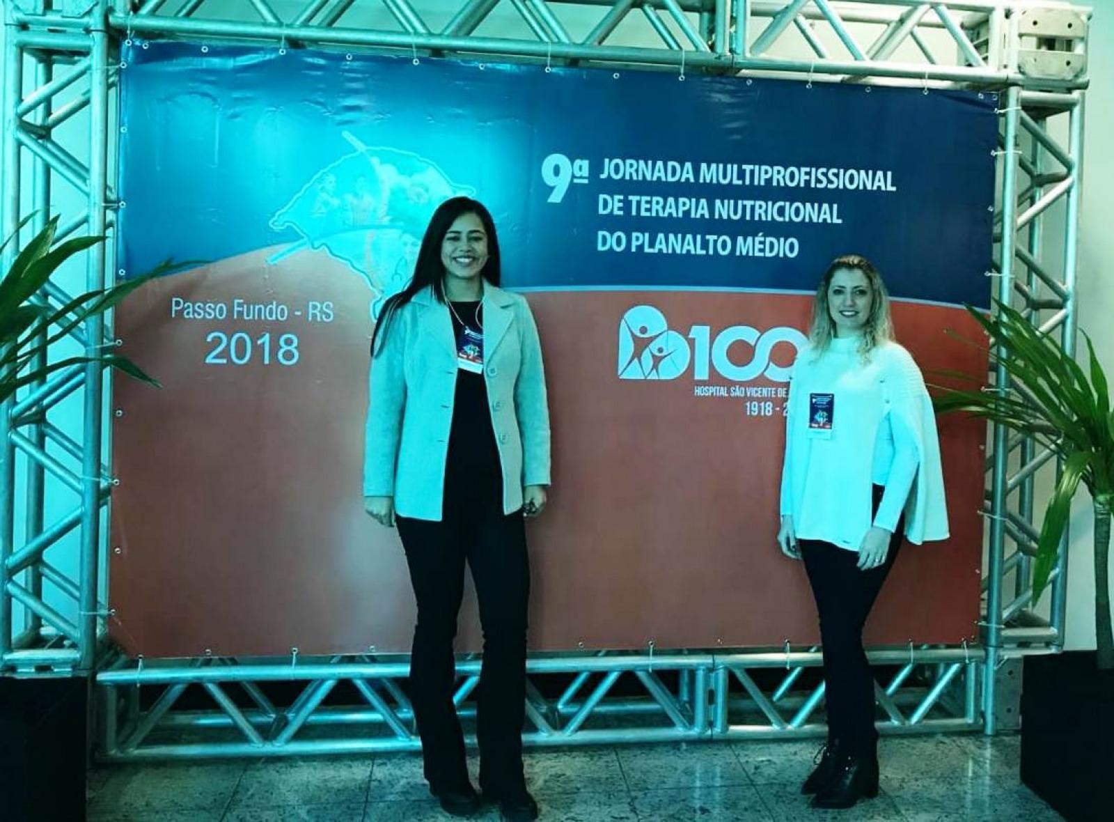 9ª Jornada Multiprofissional de Terapia Nutricional do Planalto Médio