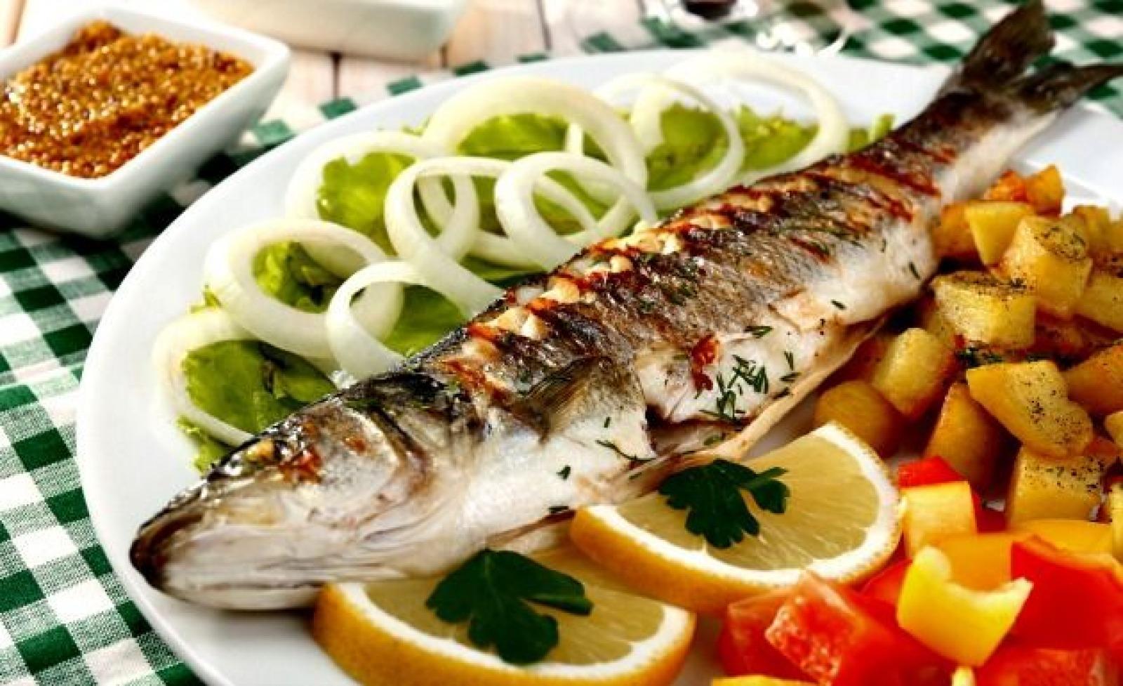 Os benefícios do consumo de peixe