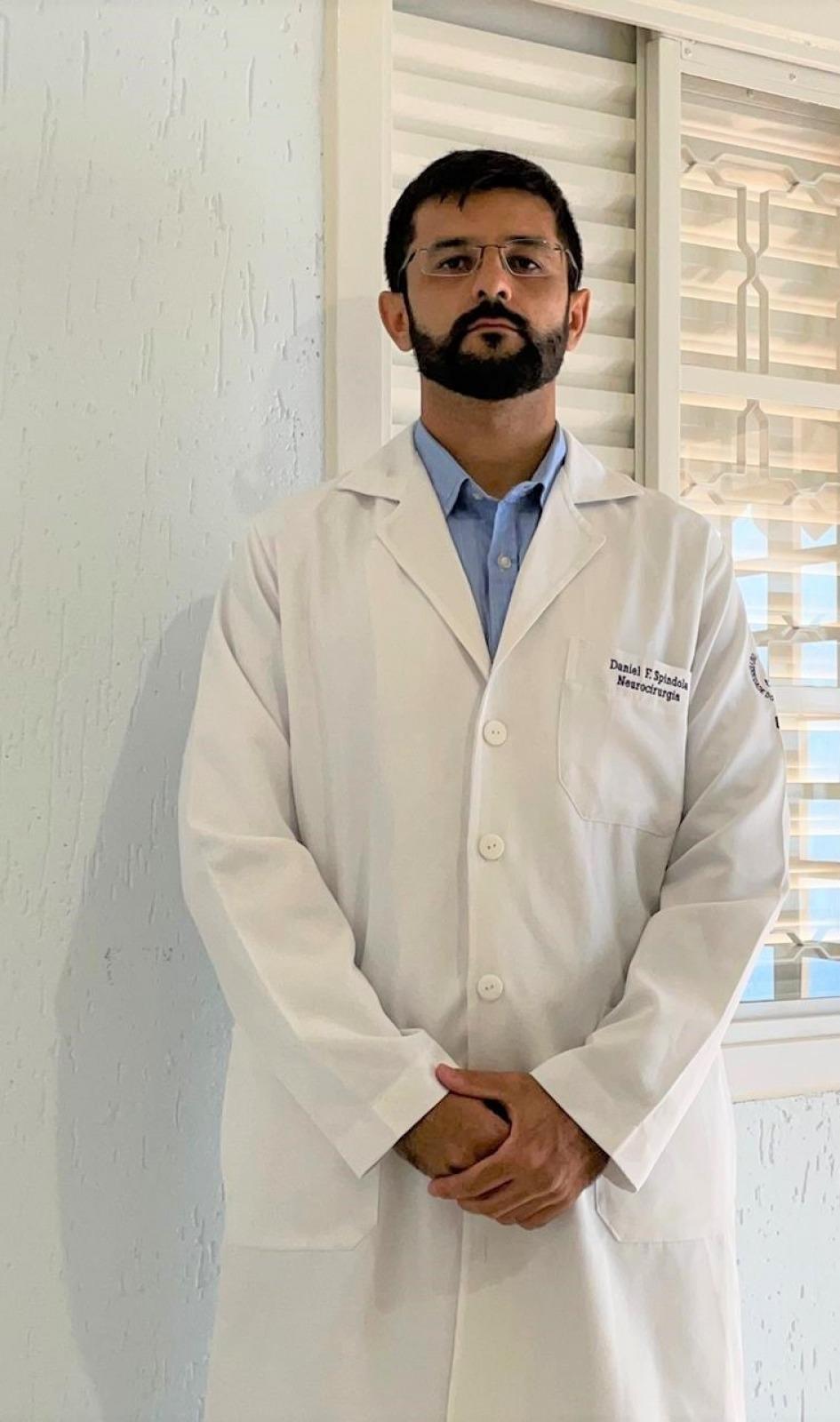 Dr Daniel Ferreira Spíndola