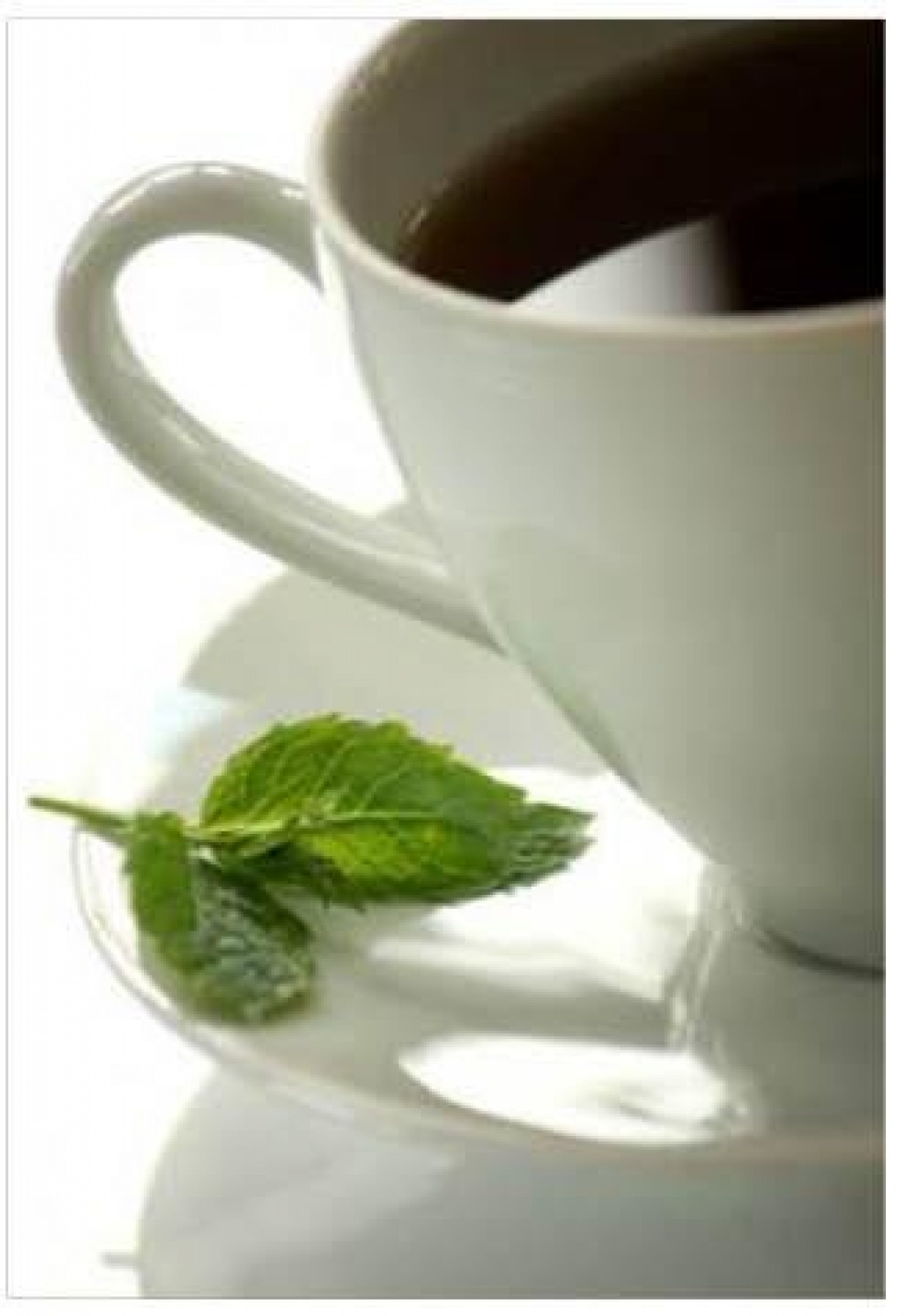 Chás para se aquecer no inverno