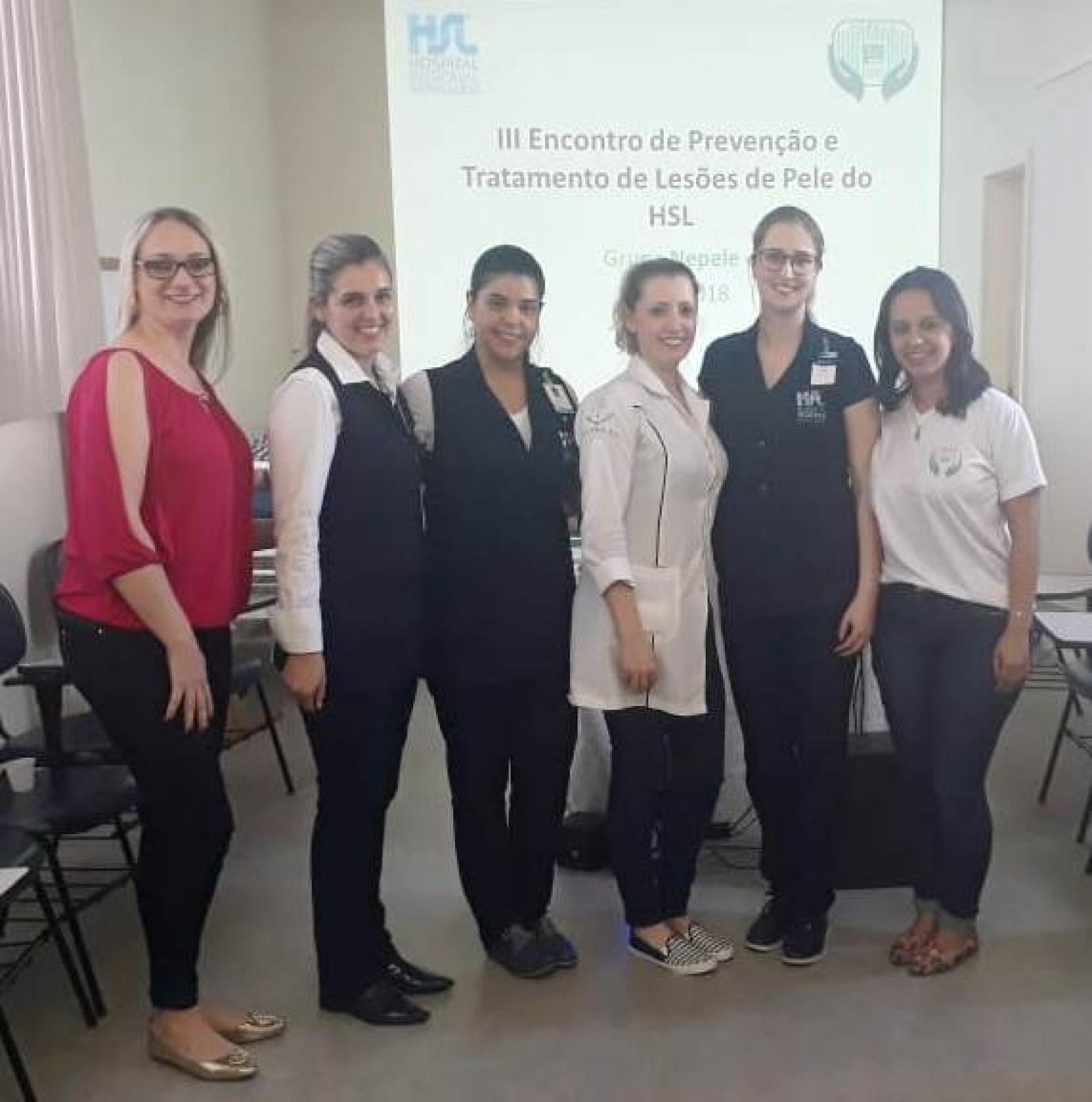 III Encontro de Prevenção e Tratamento de Lesões de Pele
