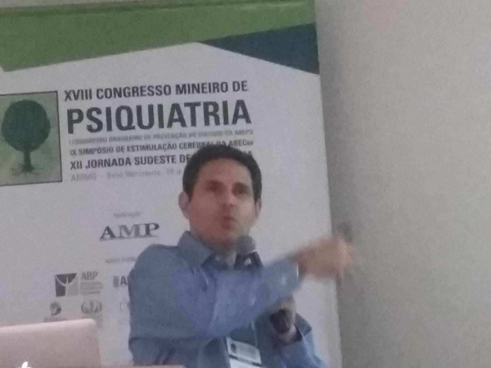 XVIII Congresso Mineiro de Psiquiatria