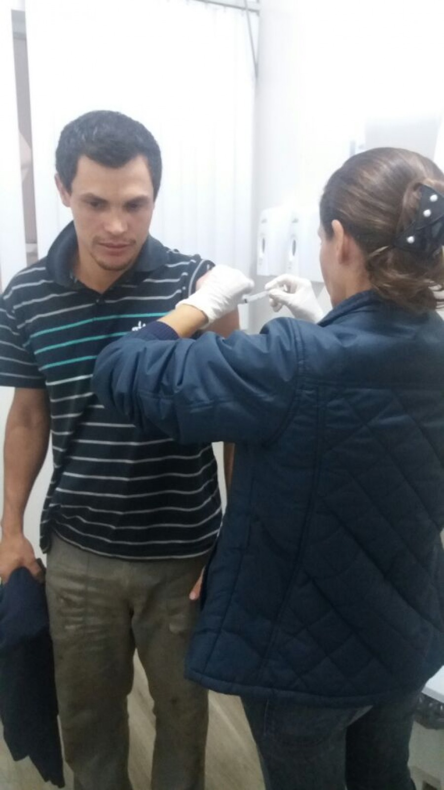 Vacina contra Gripe H1N1
