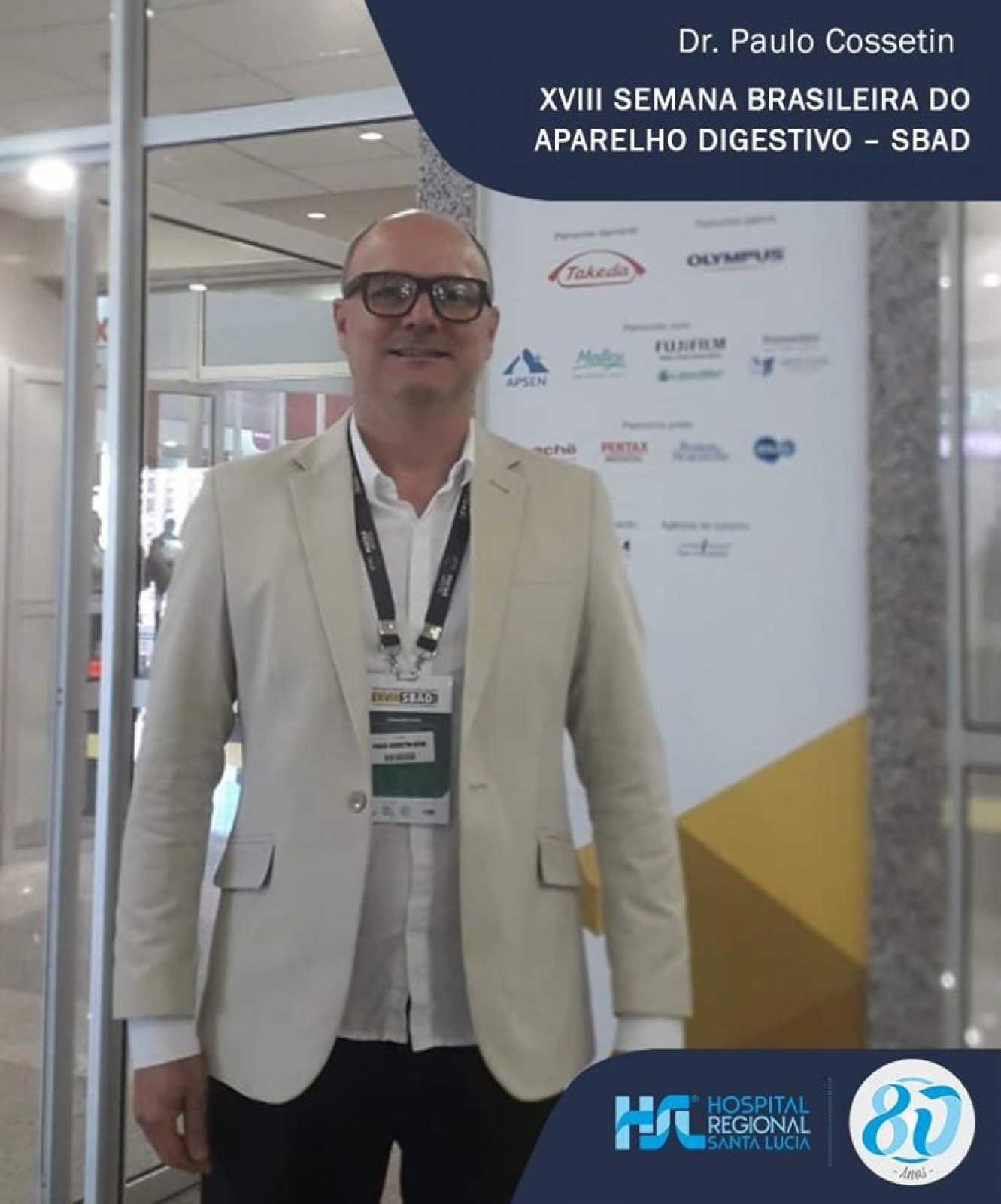 XVIII Semana Brasileira do Aparelho Digestivo – SBAD