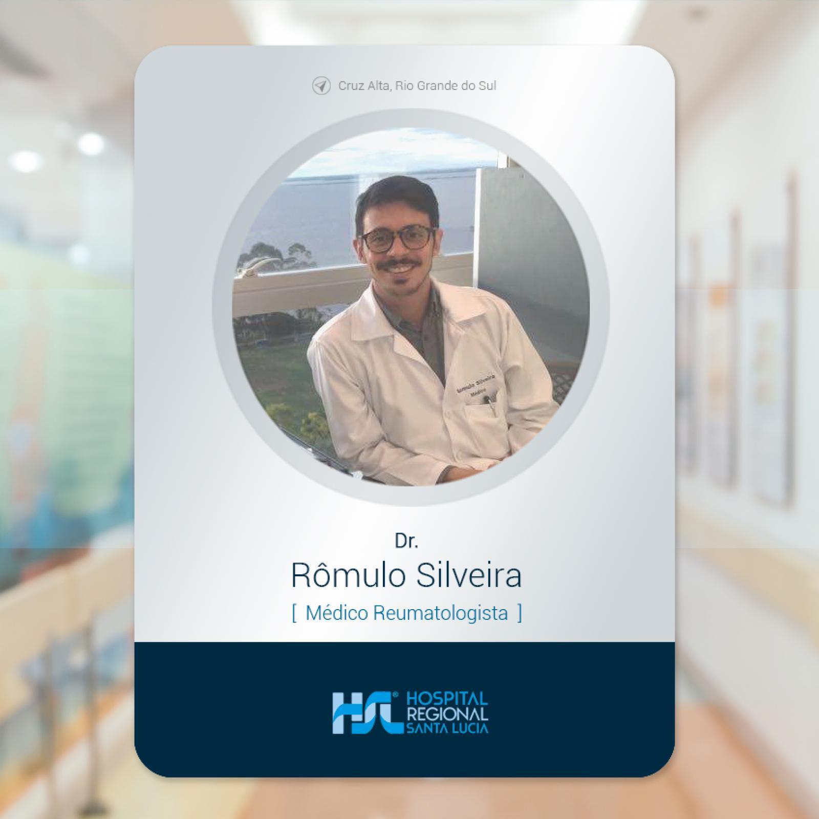 Dr. Rômulo Silveira