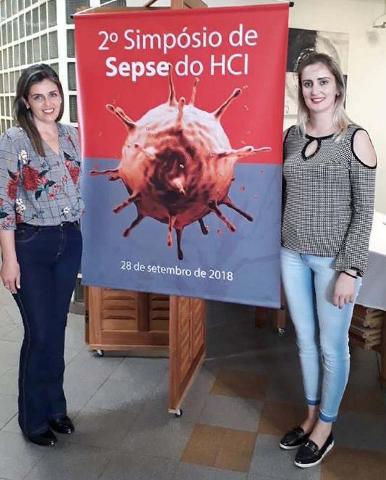 II simpósio de SEPSE  do HCI