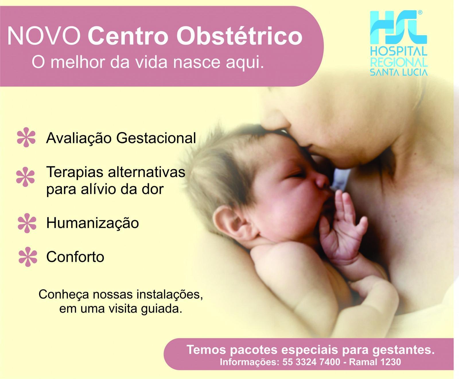Novo Centro Obstétrico