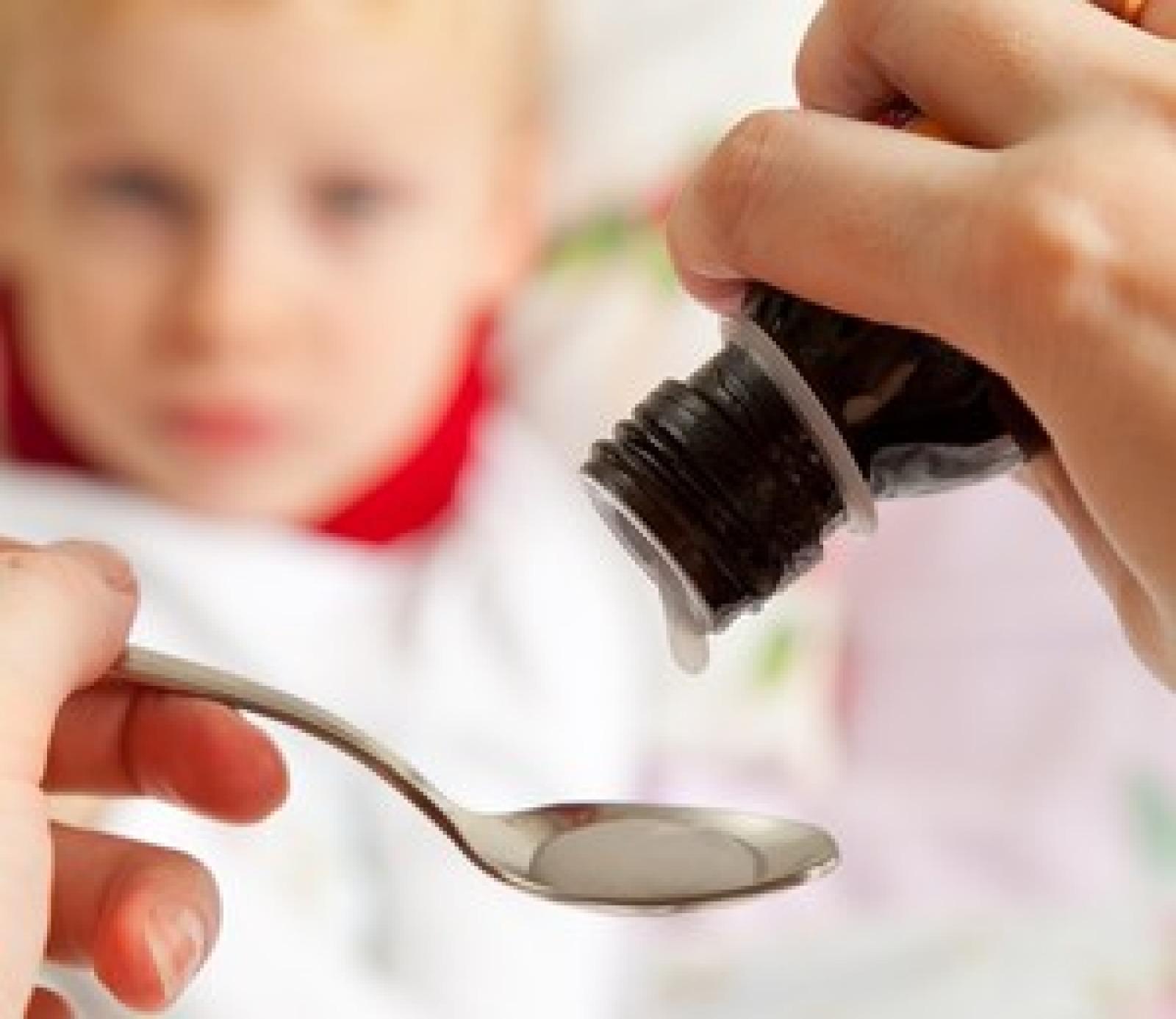 Medicamentos e as Crianças