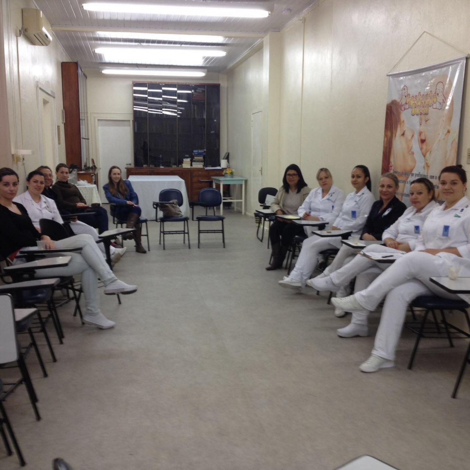 Treinamento sobre Assistência de Enf. nas Doenças Agudas e Crônicas
