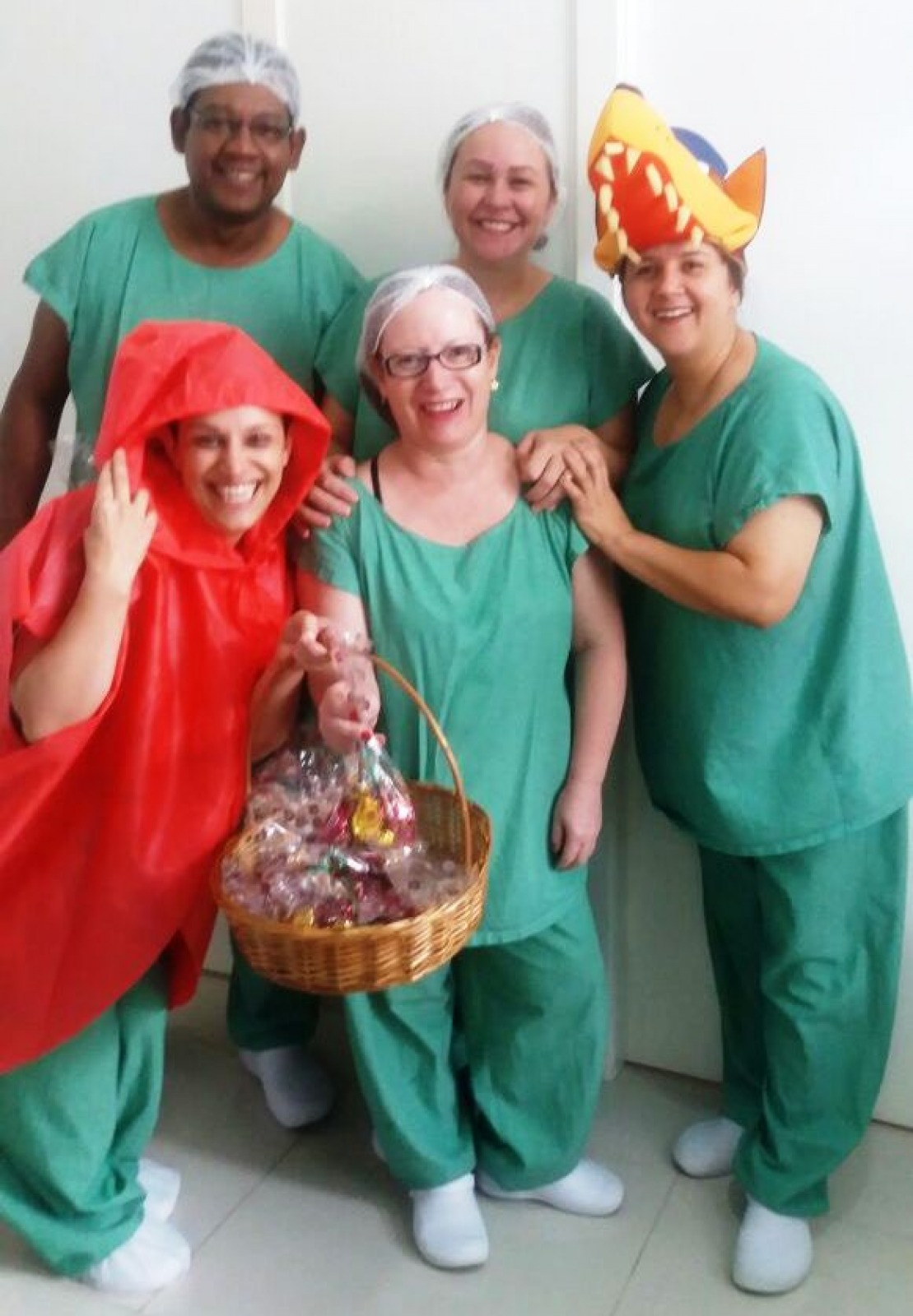 Confraternização Centro Cirúrgico