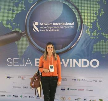 VI Fórum Internacional sobre Segurança do Paciente – Erros de medicação