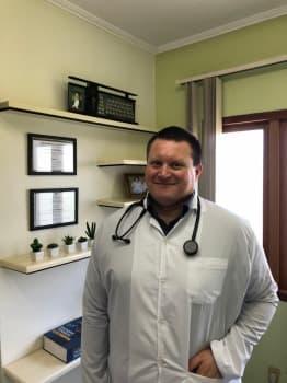 Novo membro do Corpo Clinico