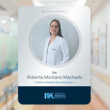 Dra. Roberta Montano Machado