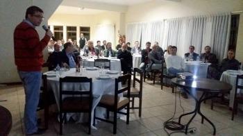 Reunião Corpo Clínico Hospital Santa Lúcia