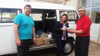 Doação Asilo Santo Antônio