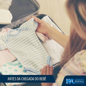 Antes do parto, é importante que você se prepare: