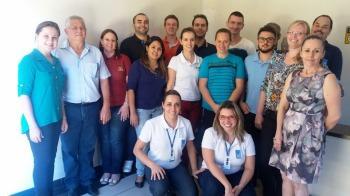 Visita Técnica da Turma de Gestão de Pessoas do Colégio Evangélico de Panambi