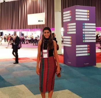 Participação em Congresso Internacional