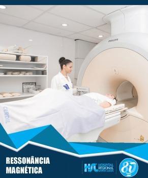 Novos exames no Centro de imagens do HRSL
