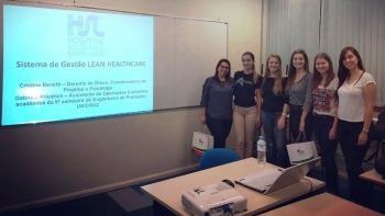 Metodologia Lean Healthcare - UPF