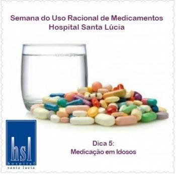 Medicação em Idosos