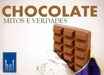 MITOS E VERDADES SOBRE O CHOCOLATE