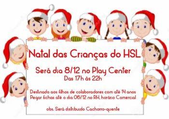 Natal das Crianças HSL