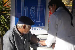 Blitz da Sa�de oferece testes r�pidos e chimarr�o em dois munic�pios da regi�o